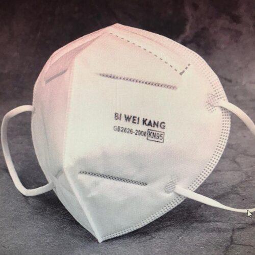 n95 máscara con filtro